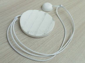 Магнит Ajur MI M24-white