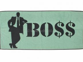 6с102.411ж1 Boss men Полотенце махровое 67х150см