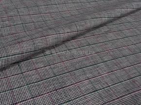 14С193-ШР+К+М+Х+У 1/8 Ткань костюмная, ширина 150см, лен-100%