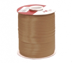 Косая бейка Ajur МН 6457/1,5см (144ярда/132м) какао