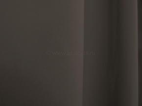 Портьера  блэкаут T RS 6668-22/280 P BL серо-бежевый, ширина 280см
