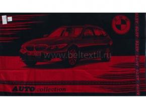 1с02.418ж1 BMW Полотенце махровое 100х175 см
