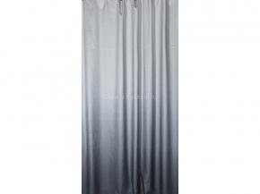Ткань портьерная Valencia BR D20-3696-12/300 PPech K градиент серый/белый, 300см