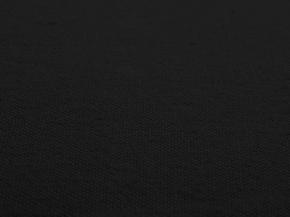 12с12 Фланель гладкокрашеная 175~5 г/м2  черный, 90см