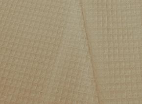 1928-БЧ (1157) Ткань х/б для столового белья гладкокрашеная цв.151214 бежевый, 150см