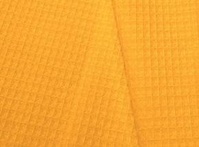 Ткань х/б для столового белья арт 1928-БЧ (1157) гладкокрашеная цв 130840 желтый, ширина 150см