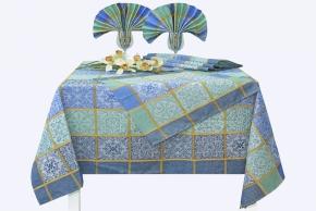 16с412-ШР/уп 150*200  Комплект столовый Изразцы