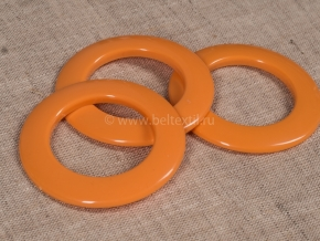 Люверсы AL 51, оранж d-35мм (уп.10шт)