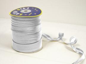 Косая бейка Satin bias ш.1,5см (144ярда/132м) Silver