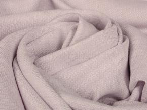 Ткань 1654ЯК ХМ усадка п/лен пестроткань цв. белый/пепельно-лавандовый 13/2 5,40 сорт 1, 150см
