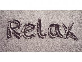 6с102.413ж1 Relax Полотенце махровое 81х160см