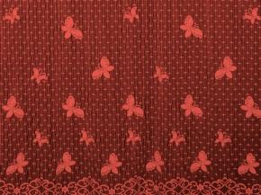 21С10-Г10 рисунок 2102 занавеска 165*250 красный