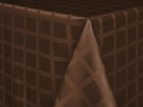3425-05 Скатерть 1/090902 110*148 шоколад