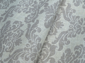 17С155-ШР+С 330/24 Ткань декоративная, ширина 166см, лен-100%