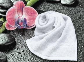 Полотенце махровое Amore Mio GX Classic 33*70 цвет белый