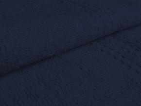 Полотенце махровое Amore Mio GX Classic 30*70 цв. глубокий синий