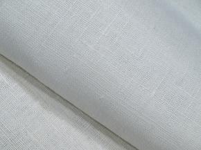 15С560-ШР 0/1 Ткань для постельного белья, ширина 150см, лен-100%