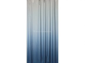 Ткань портьерная Valencia BR D20-3696-000/300 PPech K градиент голубой/белый, 300см