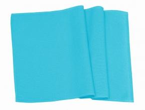 Полотенце вафельное 45*60 голубой