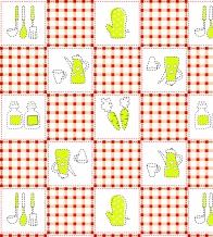 """2163-БЧ полотенце 95*50 """"На кухне"""""""