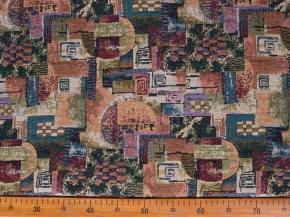 Гобелен ткань   эк 150 см  рисунок TS-040 D
