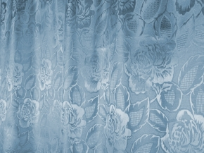 Жаккард T ZG L502-17/155 светло-голубой, 155см