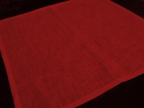 11С520-ШР 40*40 Салфетка цвет красный