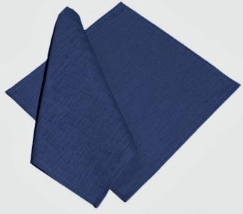 7с46-ШР/Б 45*45 цв 979 синий Салфетка