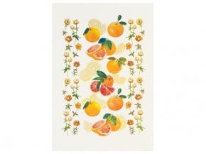 09с93-ШР/п.р. 50*70 Полотенце Грейпфруты