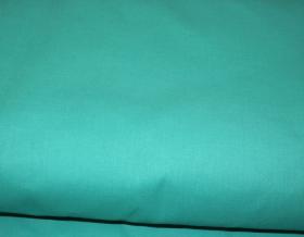 8-БЧ (484) Бязь гладкокрашеная цвет 165123 бирюзовый, ширина 150см