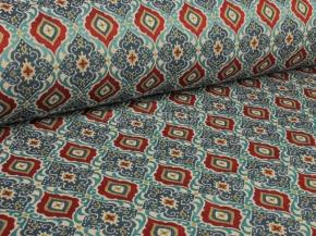 Гобелен ткань эк рисунок JM-179 D ширина 150 см