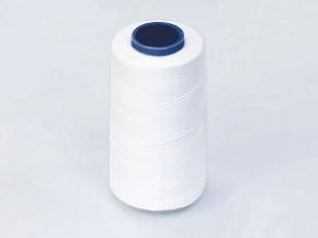 Нитки П/Э 40/2 (5000 ярдов) белый (1кор.*12б.)