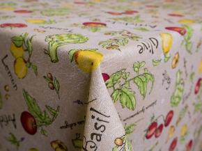 937-БЧ (802) ширина 145 см Ткань х/б для столового белья набивная цвет 502201