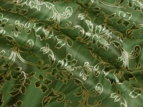 "Жаккард ""Respect"" LD 252-24/150 PJak темно-зеленый, ширина 150 см. Импорт"