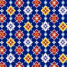Сатин набивной (для мужского нижнего белья) рис. 5213/3 Витраж, ширина 80см