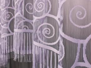 Е737НК ЗАНАВЕСКА светло-фиолетовый 2.50 м*1.55 м