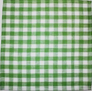 10с608-ШР 33*33 Салфетка цв. зеленый