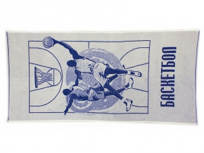 "4с82.111 67*150 ""Баскетбол"" полотенце махровое"