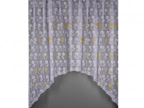 1.81 полотно гардинное Арка Lila LL 36010552-1/27/181s, высота 181см, ширина 300см