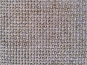 07С325 аппр. Ткань для вышивания (пл.189гр/м2), льняной, ш.147см (Канва 11каунт)