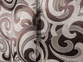 Ткань блэкаут T HY 1174-08/280 PJac BL коричневый, ширина 280см