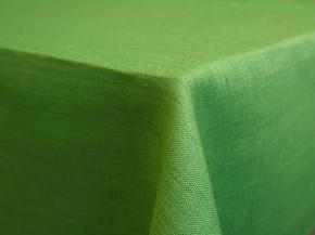 17С149-ШР 144*250 Скатерть 100% лен 631 цв. трава