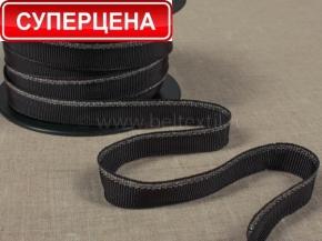 15мм. 10С3607-Г50 (рис.8407) ЛЕНТА ОТДЕЛОЧНАЯ 15мм, черный (рул.40м)