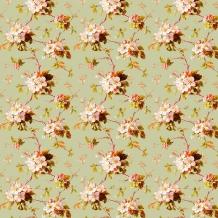 Рогожка набивная арт. 904 МАПС рис. 18715/3 Яблоневый цвет, ширина 150 см