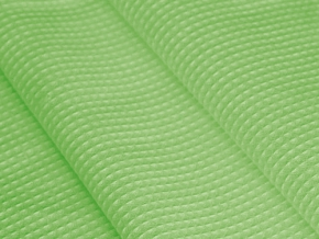 Ткань х/б вафельное полотно гл/кр 4Р-06-3 170 г/м2 цвет Салат, ширина 150см