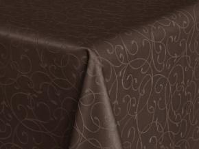 08С6-КВ+ГОМ т.р. 1812 цвет 191020 темный шоколад, ширина 305 см