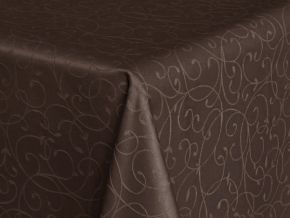 08С6-КВгл+ГОМ т.р. 1812 цвет 191020 темный шоколад, ширина 305 см