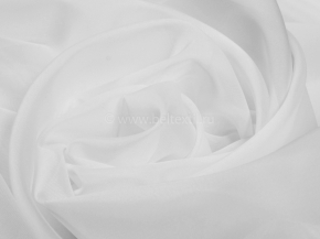 1 Вуаль с утяжелителем C01 Turkuaz  2001 цв. белый, ширина 300см