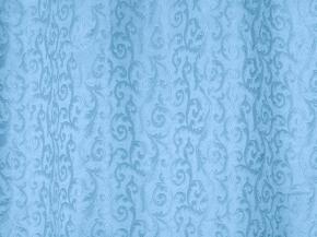 Жаккард Debute LD L548-17/150 голубой, ширина 150см