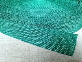 5С612-Г50 ЛЕНТА РЕМЕННАЯ зеленый*009, 30мм (рул.50м)